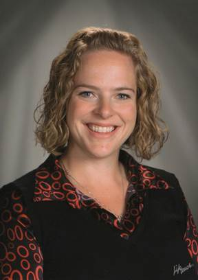 Middle School Choir Teacher Erin Small