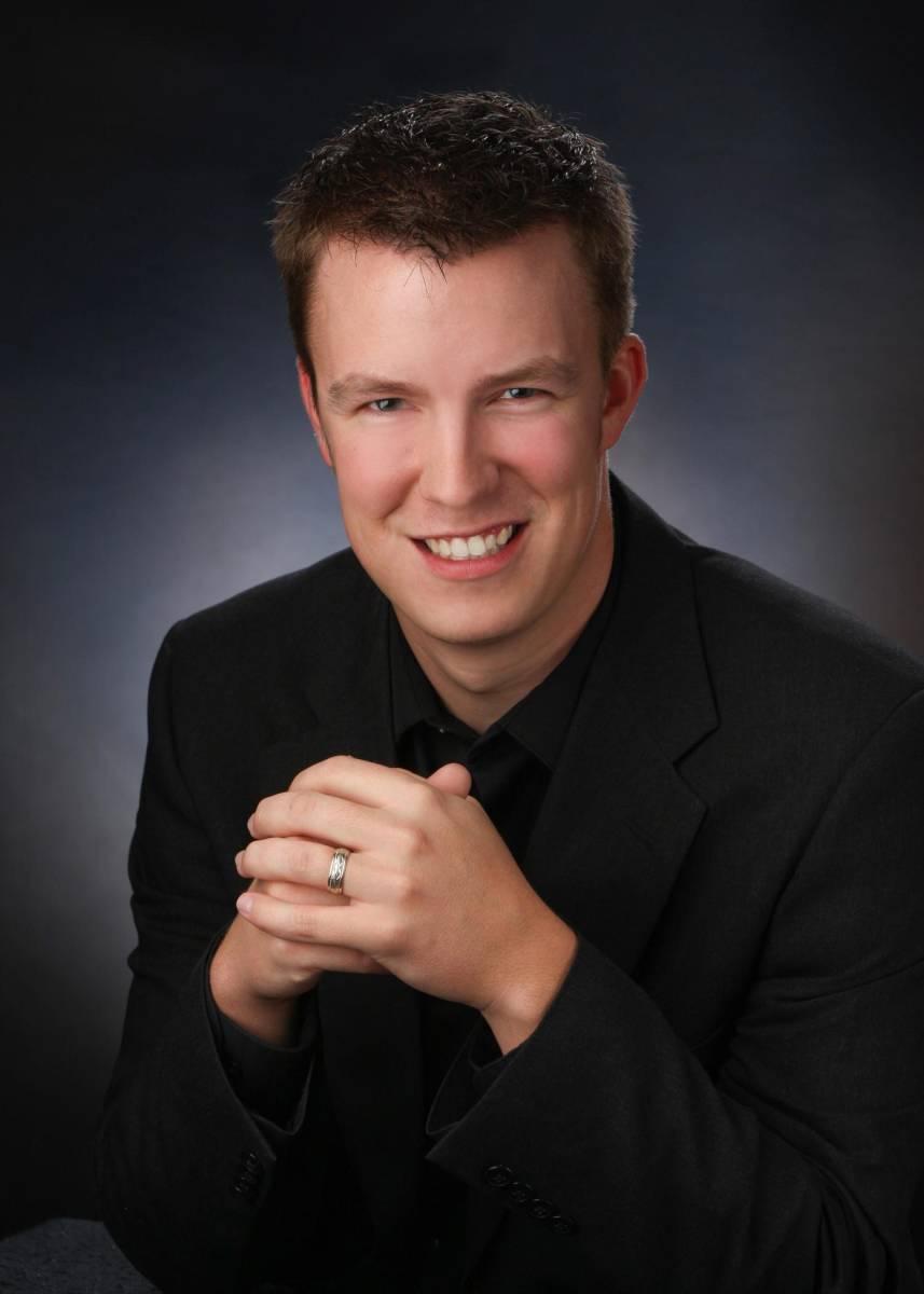 Choir Director, Daren Small