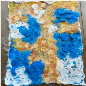 Alternative surface for painting