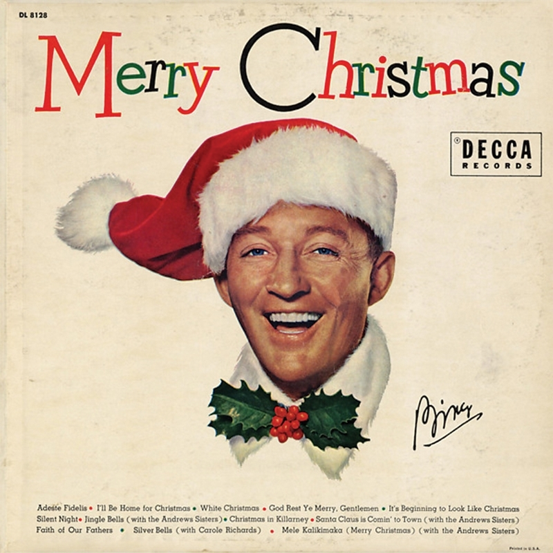 white christmas - How Old Was Bing Crosby In White Christmas