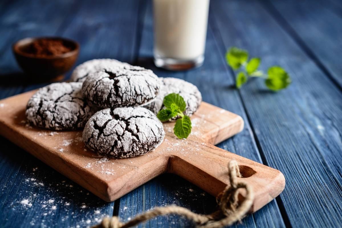 Chocolate Kris Kringle Cookies Montana Senior News