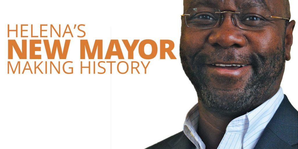 Helena's New Mayor, Wilmot Collins, Making History