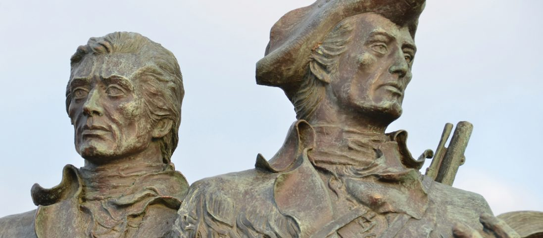 Lewis & Clark: Oh Say Can You See…A Fiddle Tune