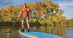 MSN 345 - Stand-Up Paddle Boarding