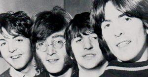 345 - Beatles Lady Madonna: The Beatles 1968