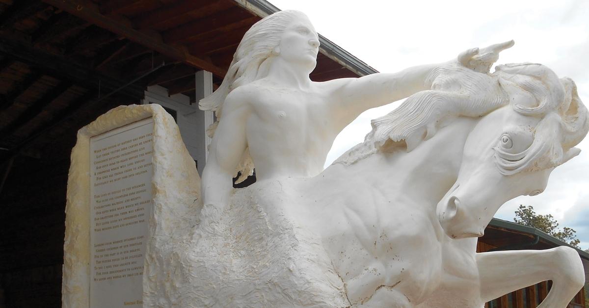 MSN 345 - Crazy Horse Memorial