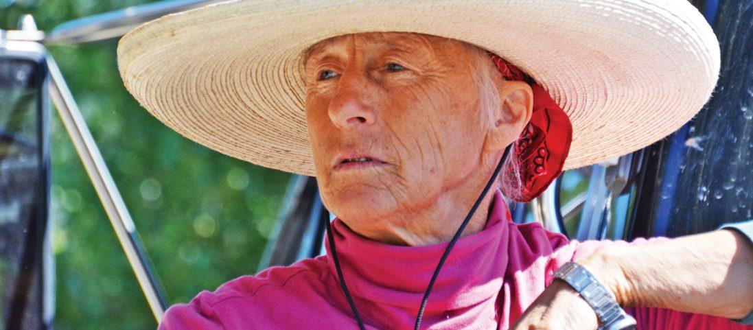 Lady Long Rider: Alone Across the Globe