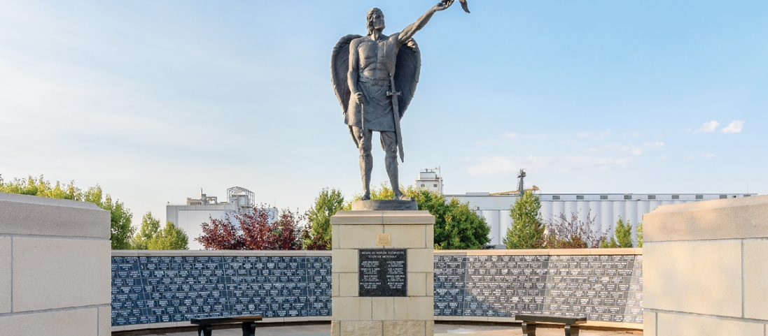 A Fitting Tribute to Those Who've Served: The Montana Veterans Memorial in Great Falls