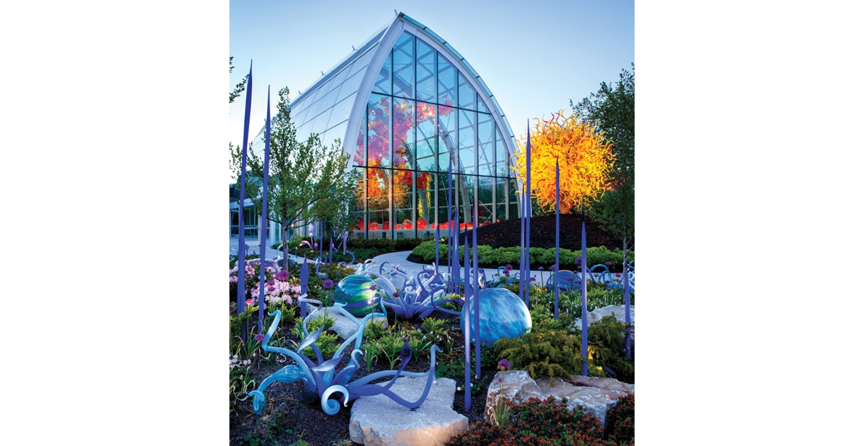 MSN - Chihuly Glass Museum in Seattle Washington