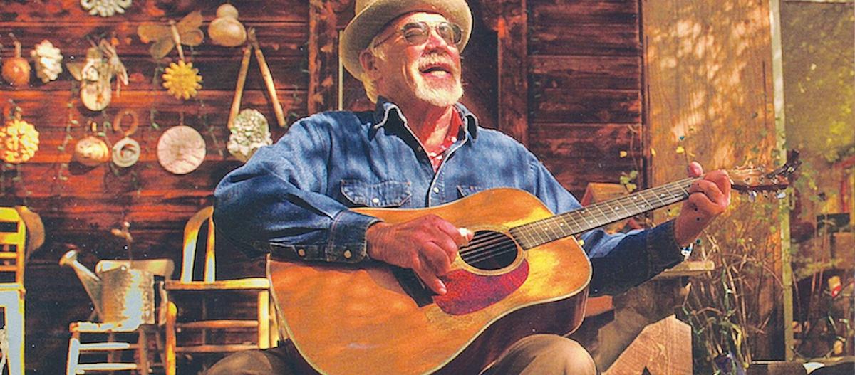 John Thomsen Octogenarian Musician