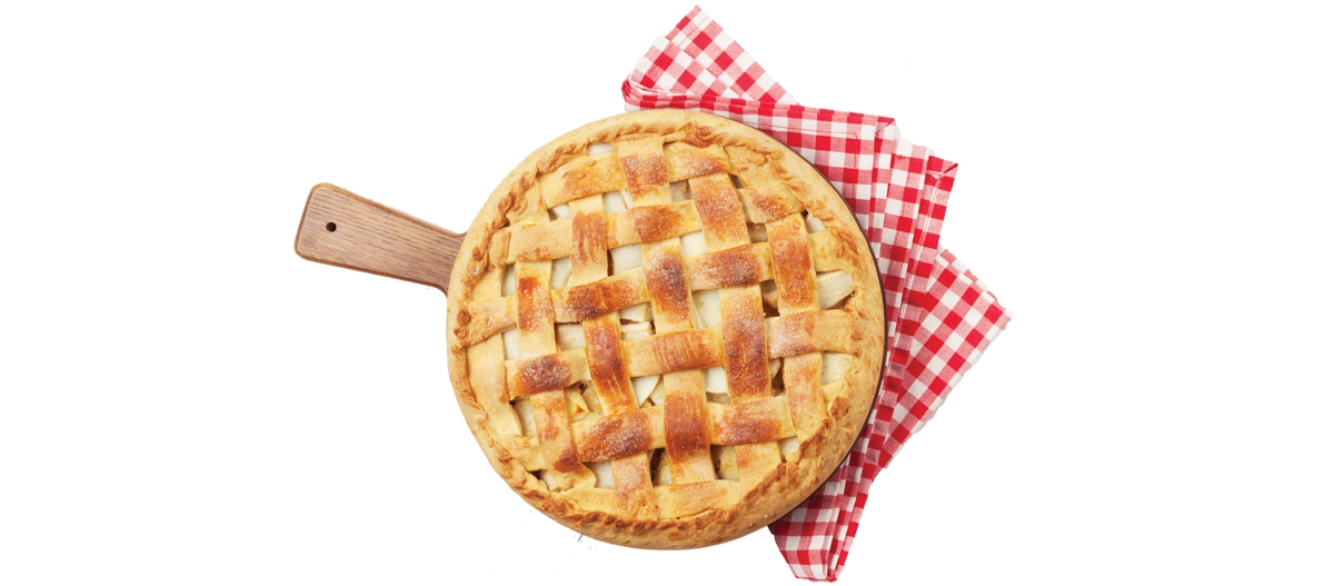 Healing Power of Pie