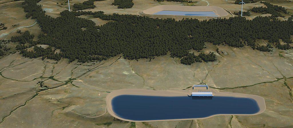 Absaroka Hydro Facility
