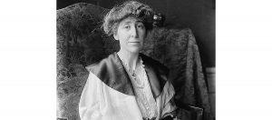Celebrating Womens History Month - Jeannette Rankin