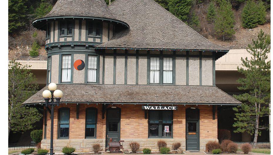 Wallace Idaho Center of the Universe