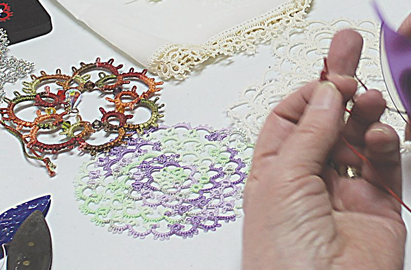 Tatting: Not Knitting or Crocheting