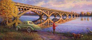 100-Year Celebration of 10th Street Bridge in Great Falls, Mont.