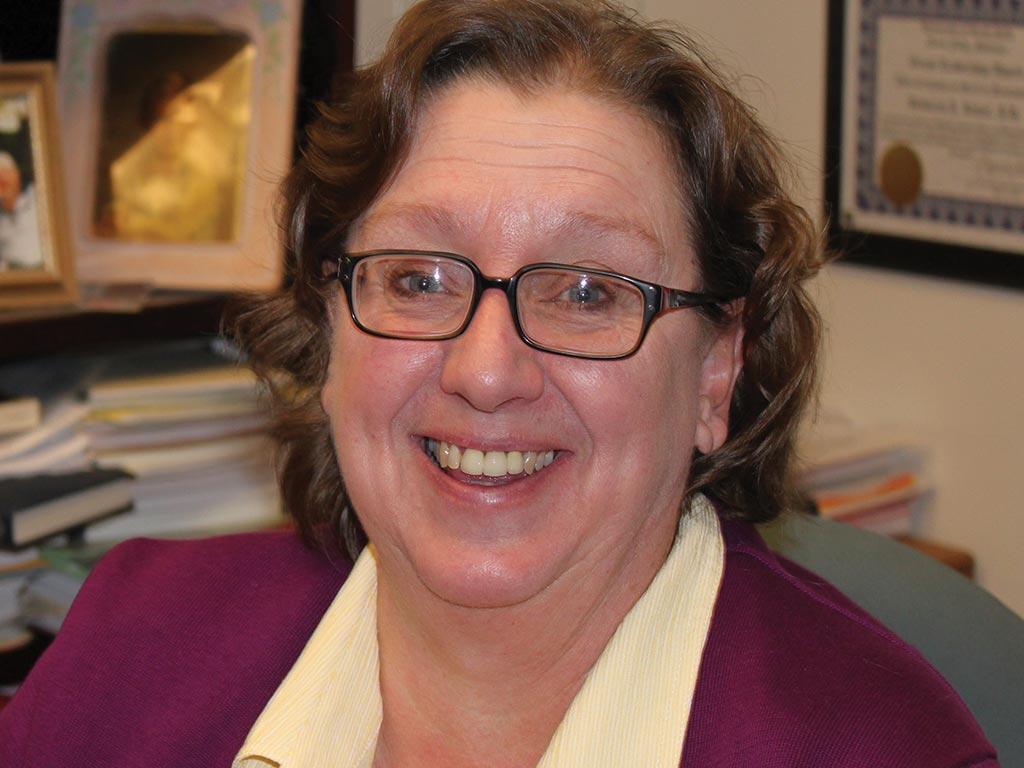 Deb Kottel: Great Falls Chamber of Commerce Athena Recipient