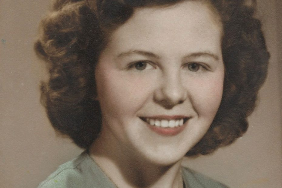 Farewell to Florence Paxton