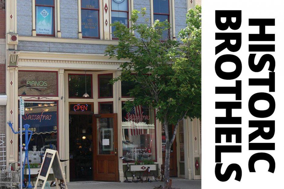 Historic Brothels Flathead