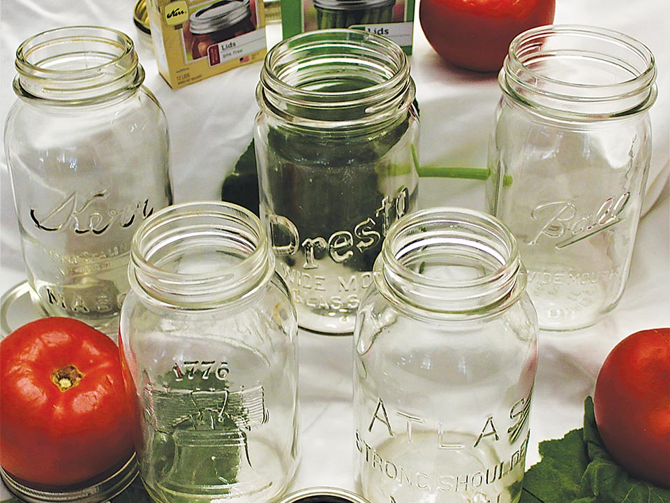 On the Ball? Do You Kerr? No Matter When It Comes to Home Canning It's All Straight from the Jarden