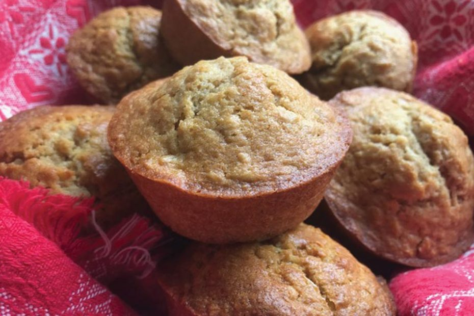 Favorite Oatmeal Muffins