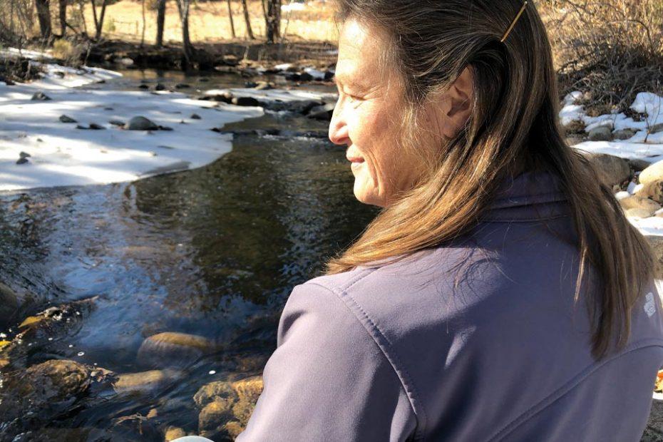 Forest Bathing Guide Deborah Goslin