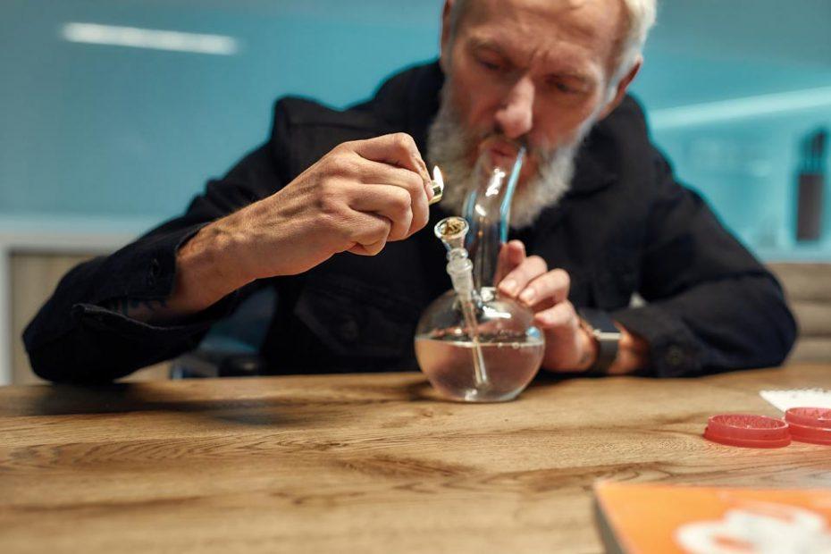 Legalization of recreational marijuana