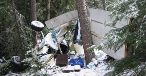 Valkyrie's Plane Crash Rescue