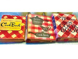 Vintage Better Homes and Gardens Cook Books