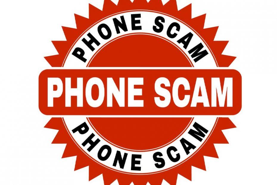 Medicare Phone Scam Graphic