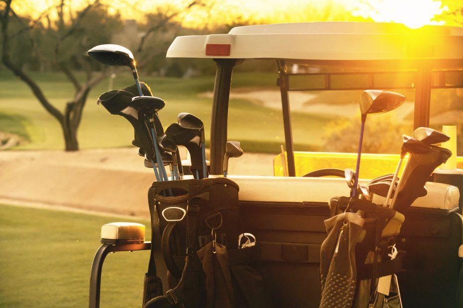 I'm not gonna lie—Golf is Hard!