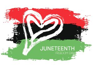 Juneteenth is Freedom Day