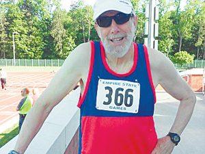 Senior Games: Running Cold, Running Hard, Running Old