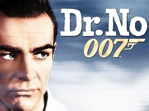 Illustration of a close-cropped Sean Connery and 007 text