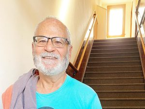 Arnie Malina, Founder of Second Story Cinema in Helena, Montana